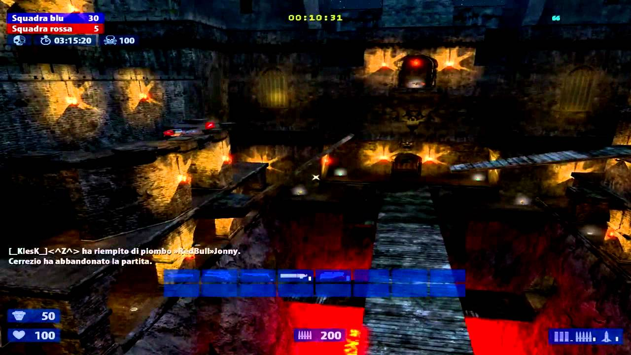 fortess serious sam hd deadmatch