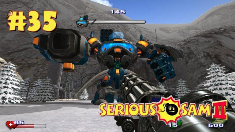 Serious Sam 2 прохождение игры — Уровень 35: Хьюго
