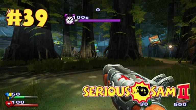 Serious Sam 2 прохождение игры — Уровень 39: Добро пожаловать в Джунгли