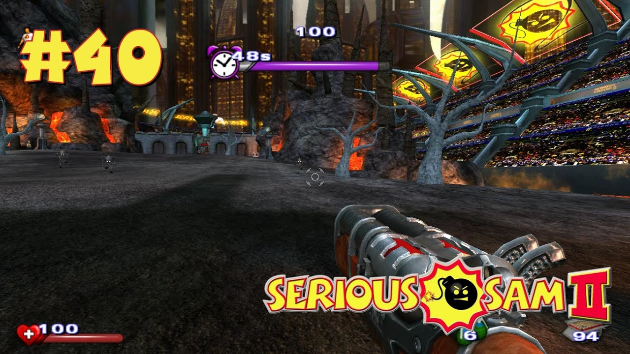 serious sam 2 level 40