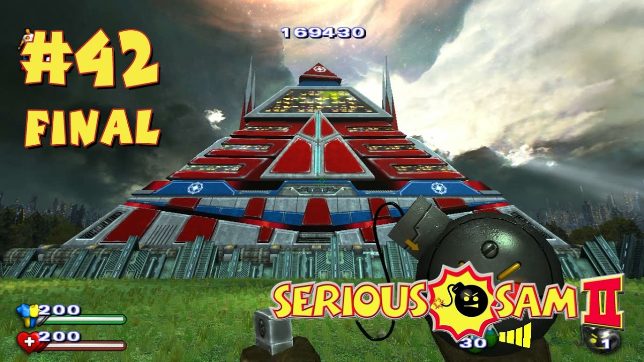 serious sam 2 level 42