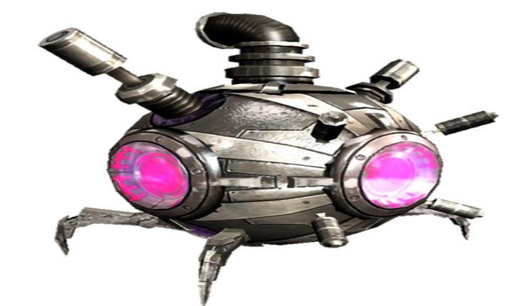 Инкубатор - враг в игре Serious Sam 2