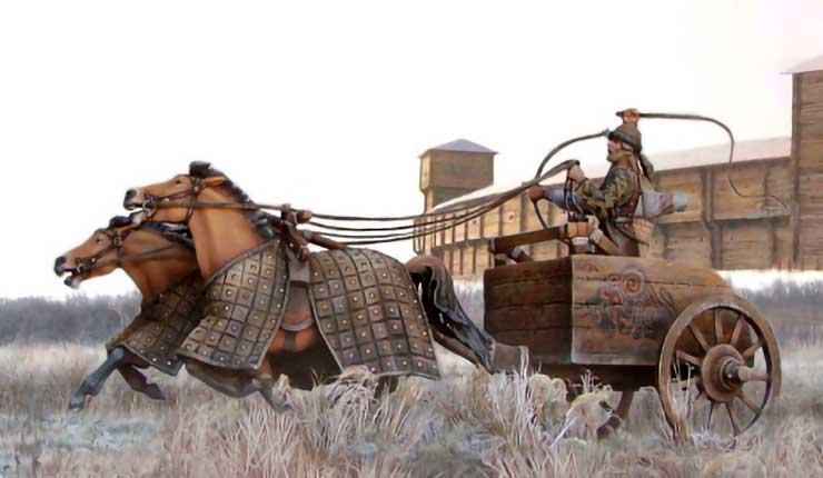 колесница гладиатор serious sam