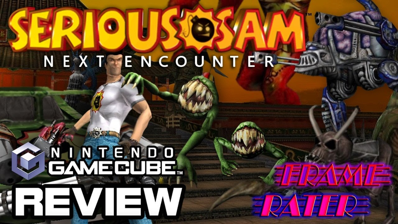 Serious Sam: Next Encounter for GameCube Review by FrameRater