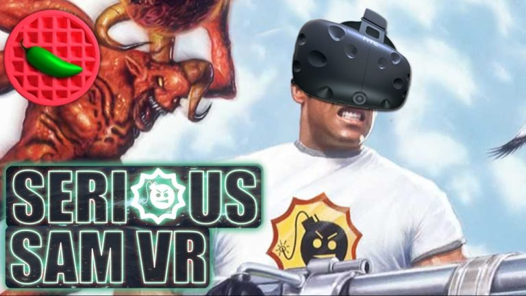 Serious Sam VR: The Last Hope from and with Paul a.D.