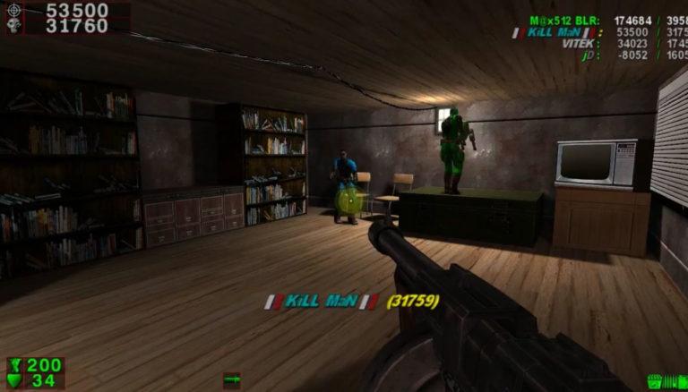 OWZ Test2: Vitek, Kill-Man, M@X-512, jD и МНОГО БАГОВ