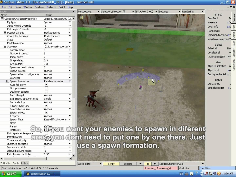 serious editor 3.0 tutorial