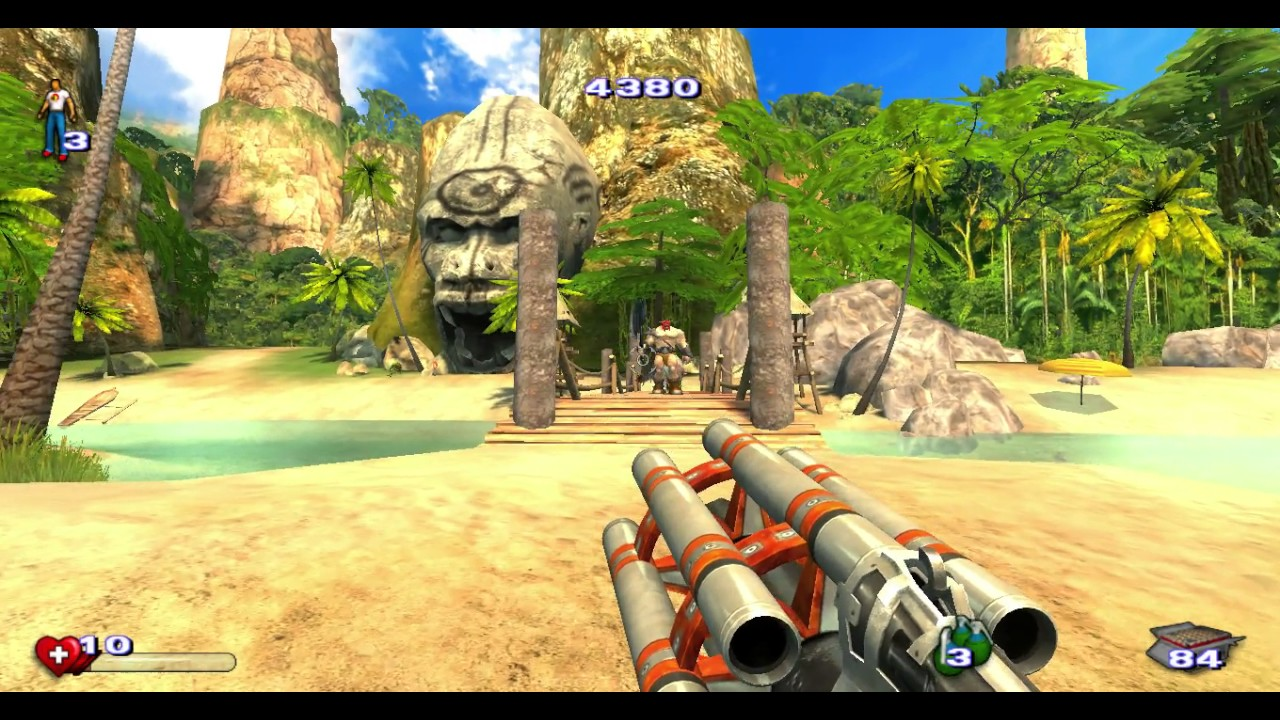 Serious Sam 2 — Playthrough