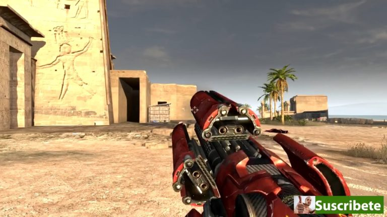 Serious Sam 3 : Unreal Tournament 3 Weapon Pack