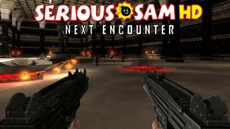 Serious Sam HD: Next Encounter — Ancient Rome — Senator Cicero's Villa [00:07:43]