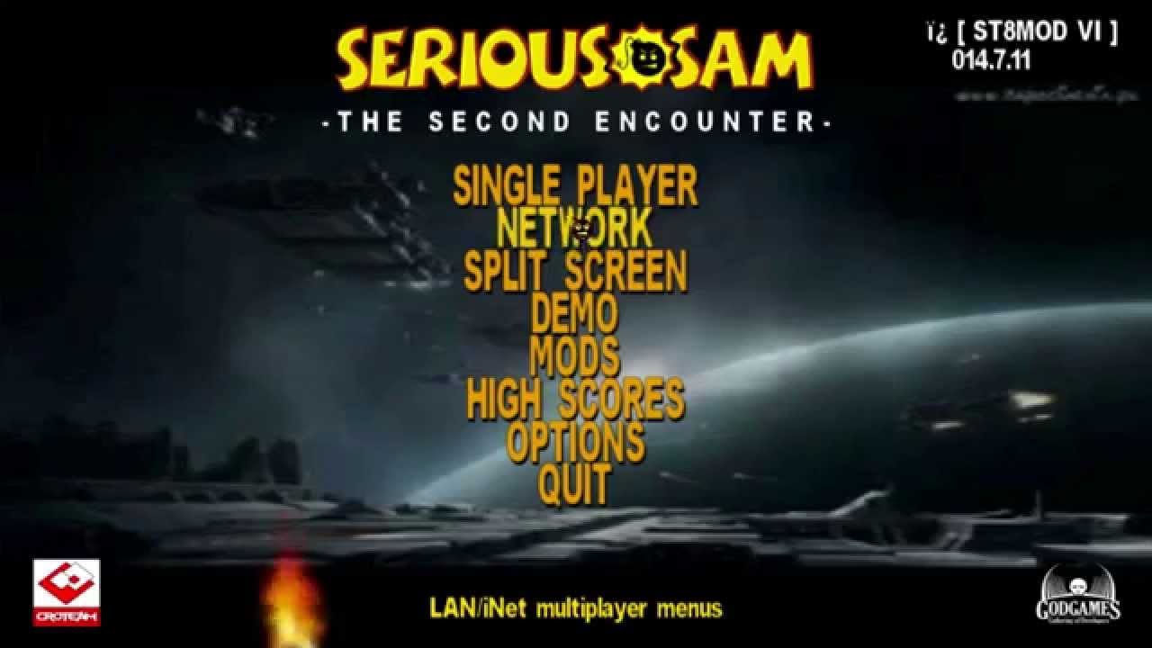 Serious-sam-ST8 MOD Advanced III