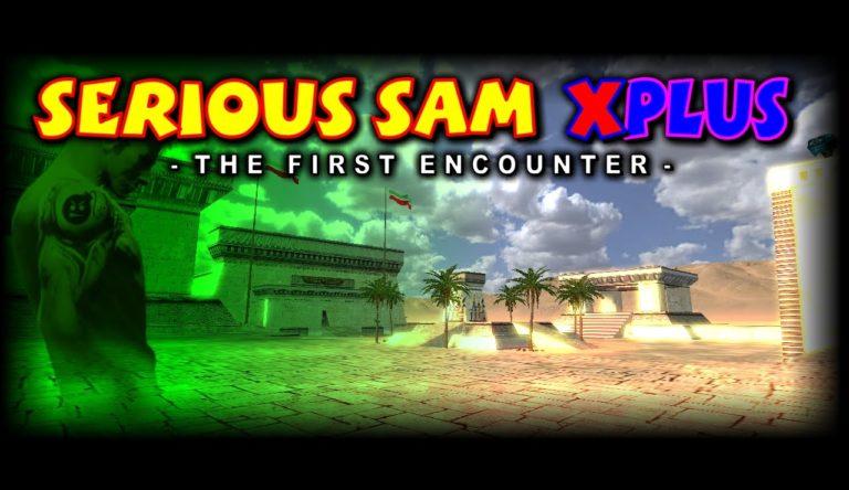 Serious Sam XPLUS trailer 17 august