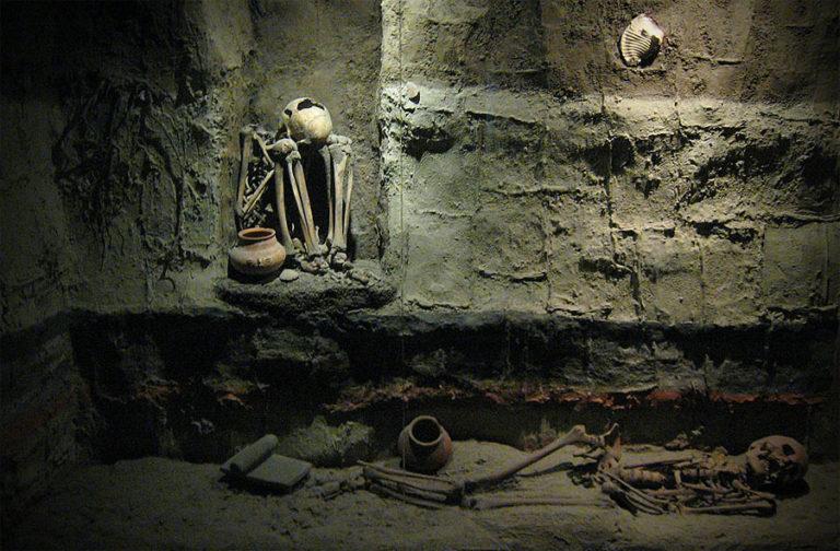 Гробница Теотиуакана 4: Путь Домой
