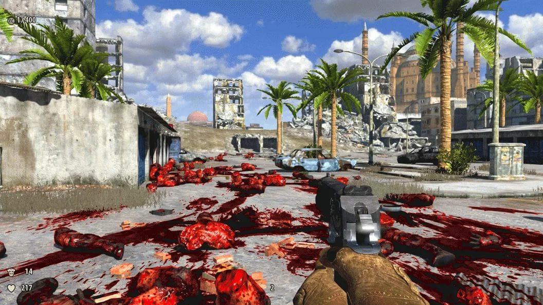 meat serious sam