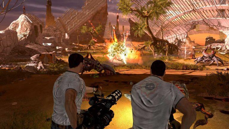 Serious Sam VR для пионеров