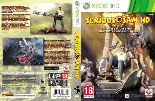 Serious Sam 3 выйдет c поддержкой XBLA