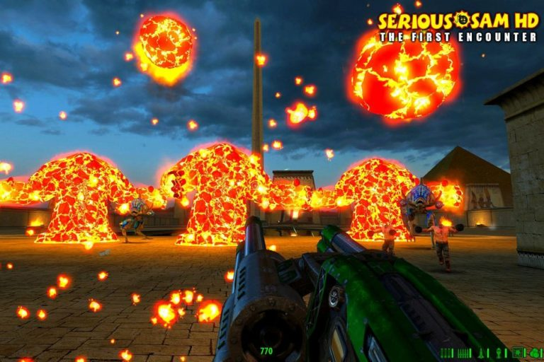 Serious Sam Fusion 2017 beta is live!
