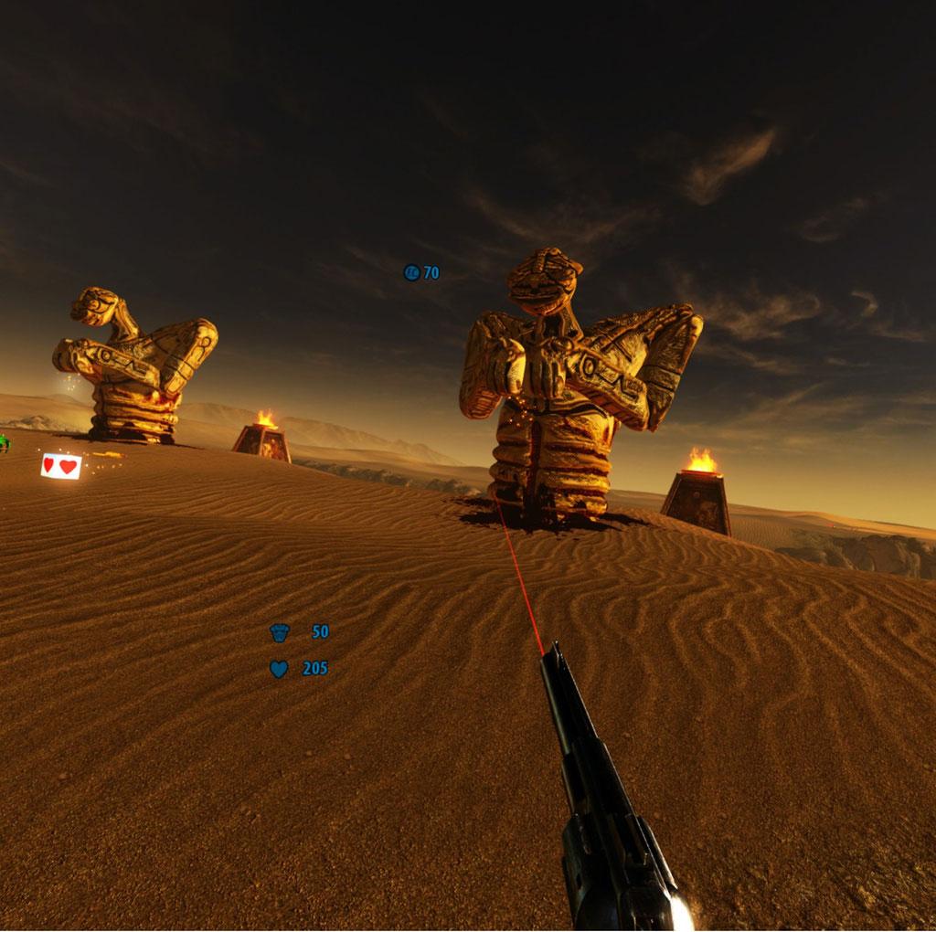 Citadel of sands