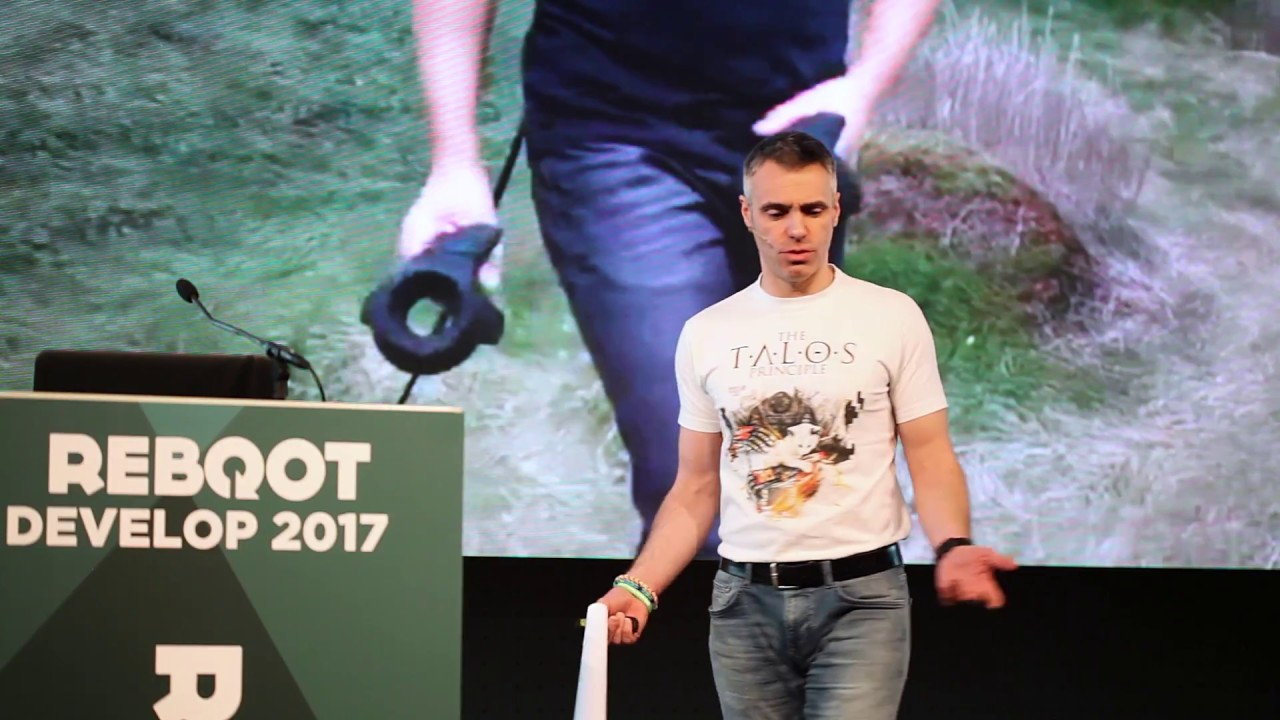 Reboot Develop 2017 Opening Keynote – Alen Ladavac: Game Developer's Meaning of Life