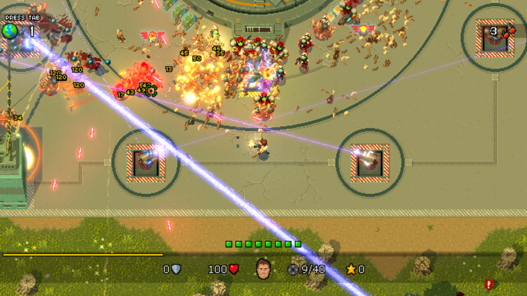 "Serious Sam's Bogus Detour Coming This Summer From Creators of ""Hammerwatch"""