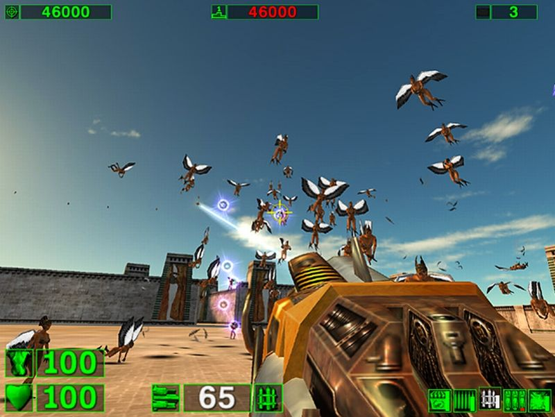 Serious Sam: The First Encounter – 16th anniversary today