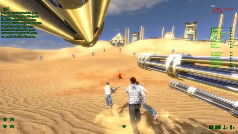Update  Serious Sam Fusion 2017: v328320