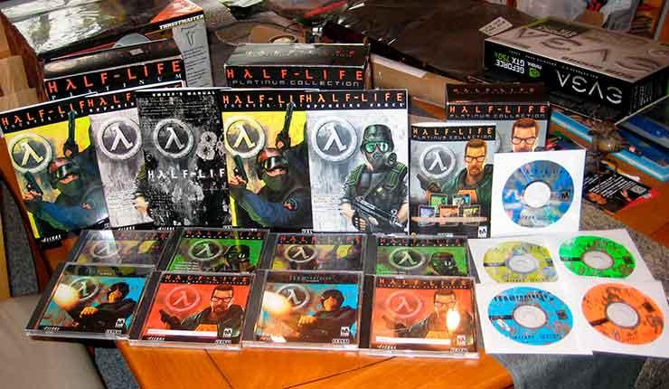 Как бесплатно получить Half-Life Collection на несколько месяцев в Steam