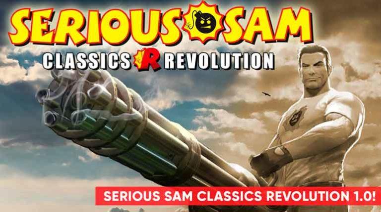 Выпущено обновление AP_3381 для Serious Sam Revolution.Обновление прежде всего…