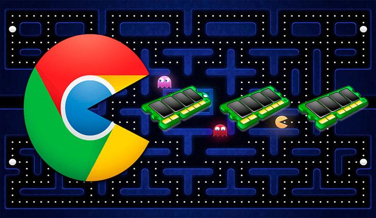 Google Chrome «отожрал» 1.4 ТБ оперативной памяти