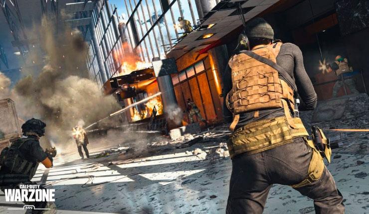 Call of Duty: Warzone завербовала 15 млн. игроков