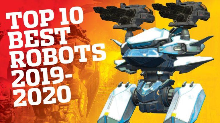 War Robots — TOP 10 BEST ROBOTS 2019-2020