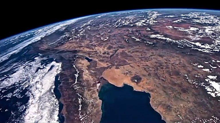 В Майнкрафте начали строить модель Земли в масштабе 1:1