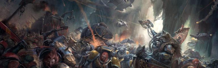 Вышла заключительная серия Astartes — фанатского сериала по Warhammer 40,000