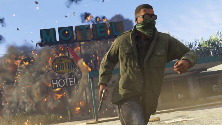 В Epic Games Store уже можно получить бесплатно GTA 5
