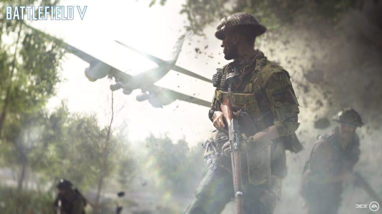 Battlefield V — Последний контентный патч уже готов к выходу