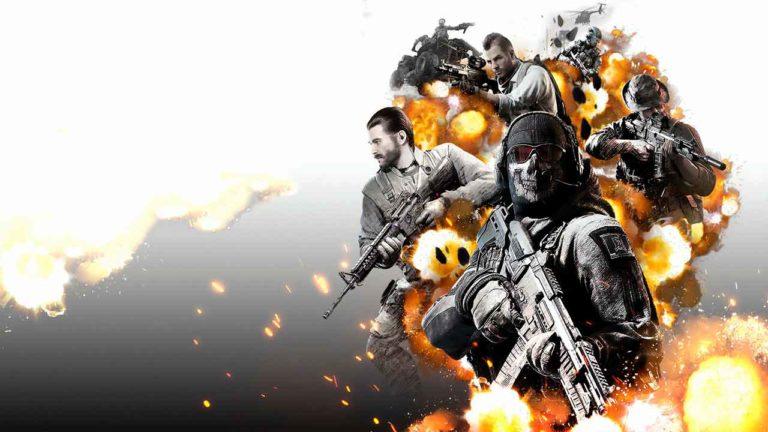 Call of Duty Mobile обогнала другие королевские битвы и стала лидером
