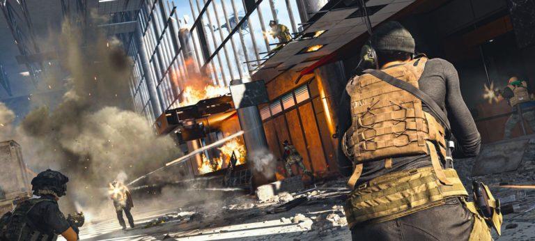 Новый сезон Call of Duty: Modern Warfare начнется 11 июня