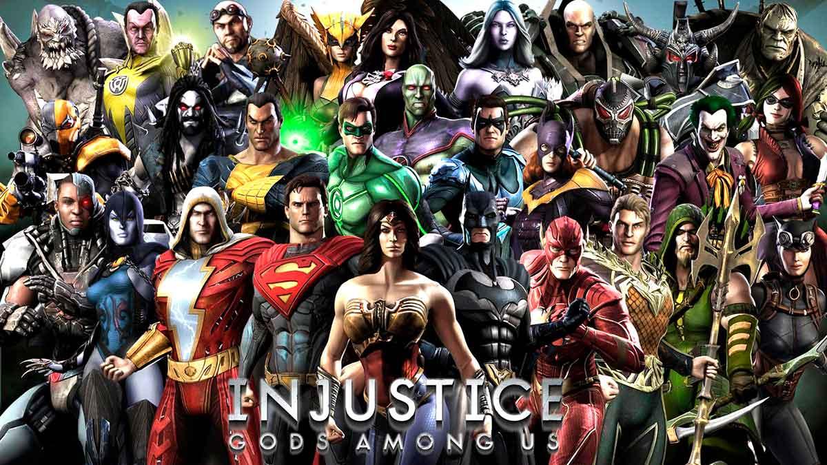 Супергеройский файтинг Injustice отдают бесплатно и навсегда — на всех актуальных платформах