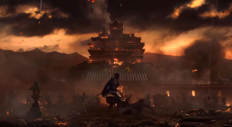 свежий кинематографический трейлер Ghost of Tsushima