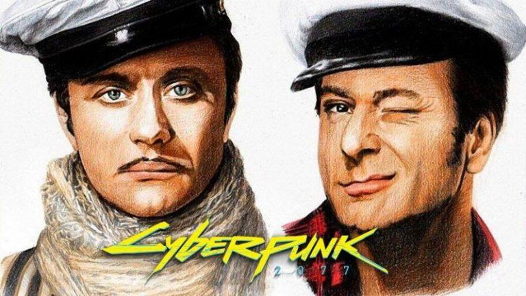 В новом геймплее Cyberpunk 2077 нашли отсылку к роману «12 стульев»