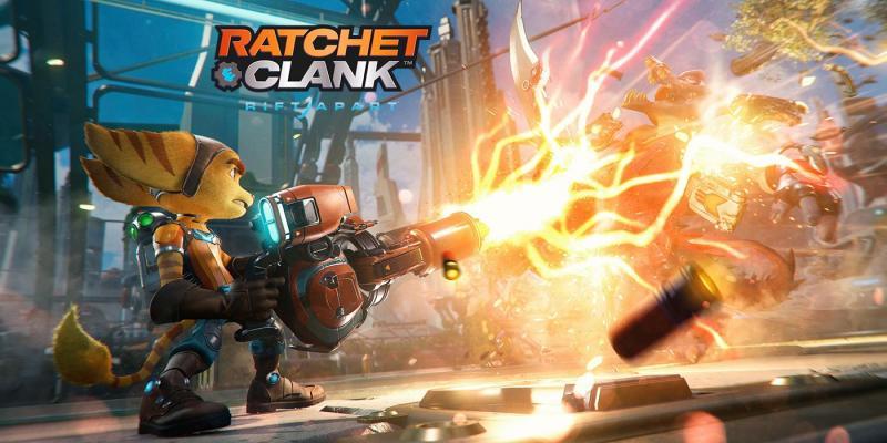 В Ratchet & Clank: Rift Apart будут новые планеты, а также альтернативные версии старых©