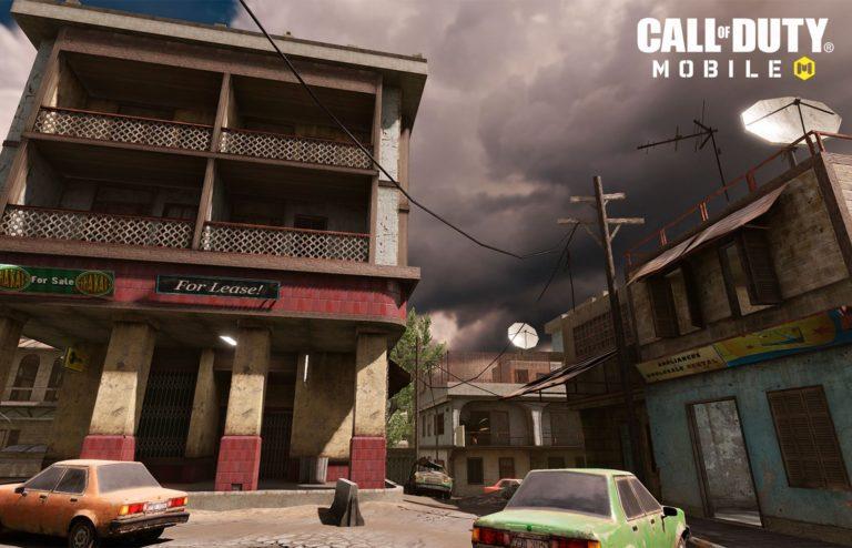 Crash — карта- Call of Duty Mobile — Крушение