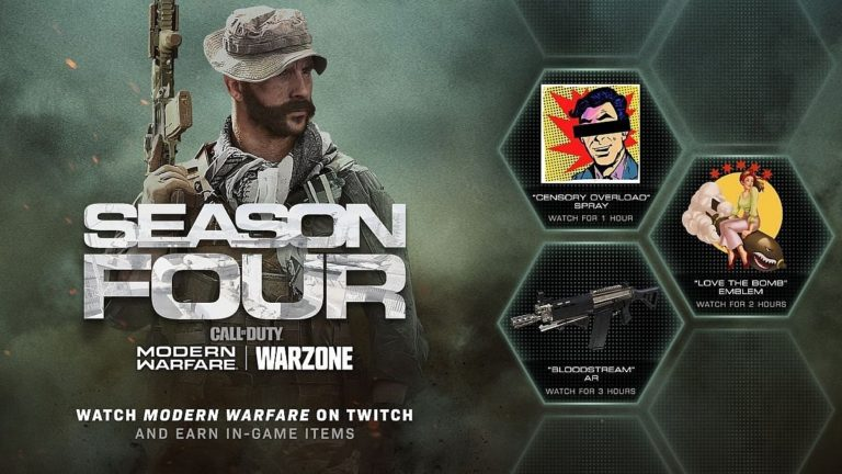 Халява: игрокам в Call of Duty: Modern Warfare раздают подарки