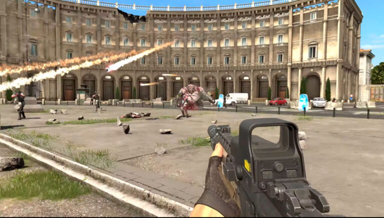 Countdown to Serious Sam 4 — Against All Odds
