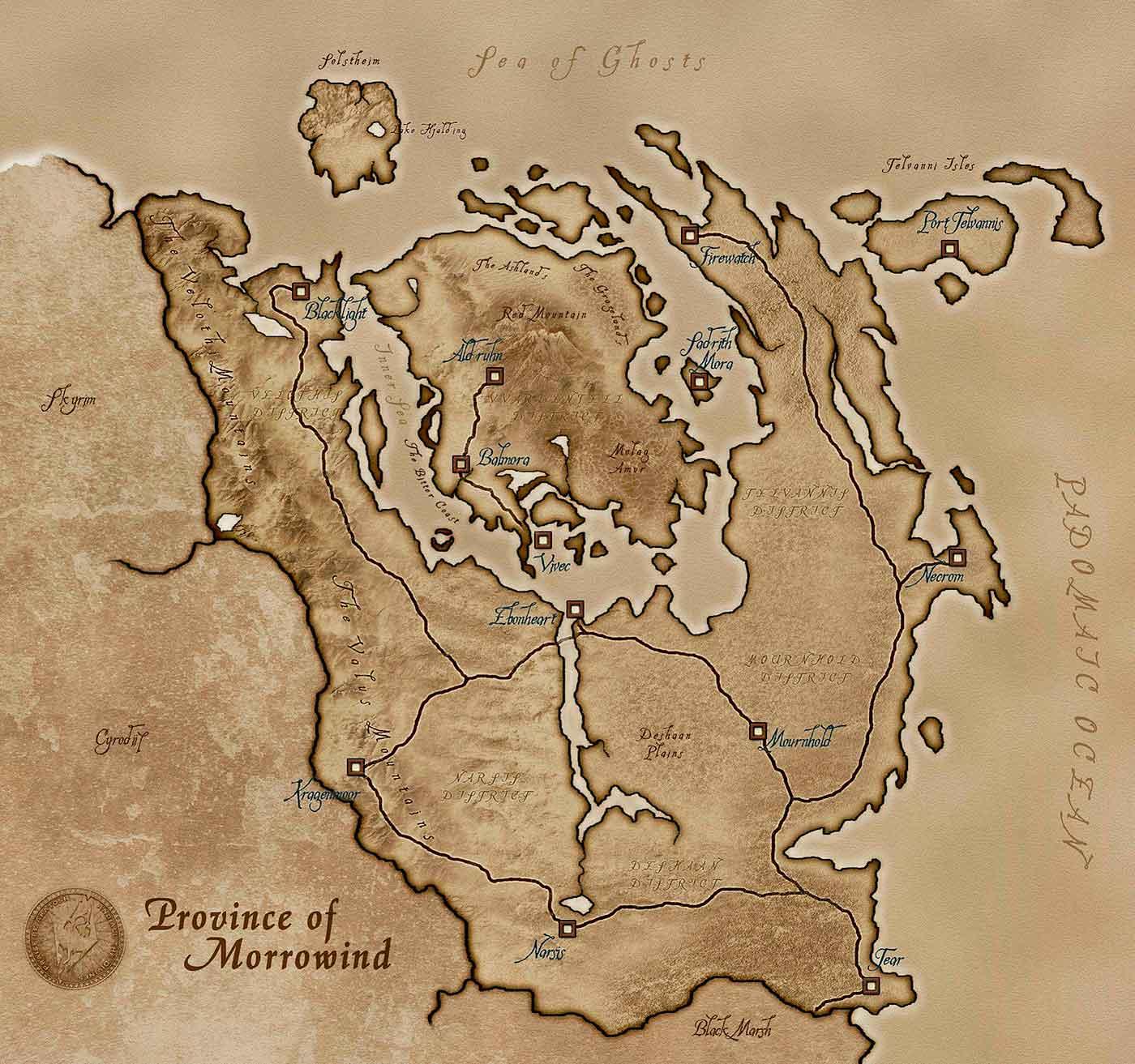 Внутри-Heroes-of-Might-&-Magic-III-воссоздали-TES-III-Morrowind