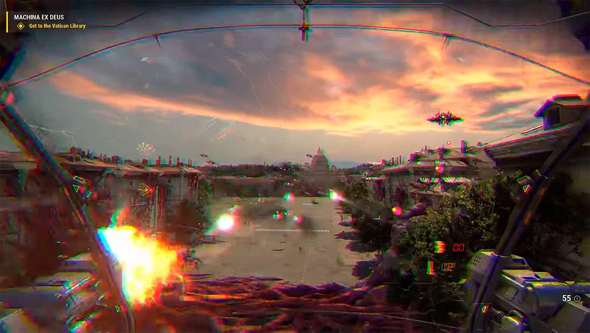 Doom, подвинься. Обзор Serious Sam 4