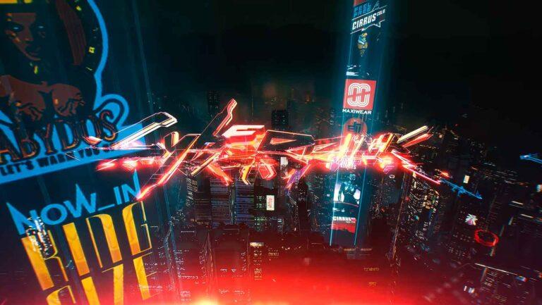 Опубликованы системные требования и два новых трейлера Cyberpunk 2077