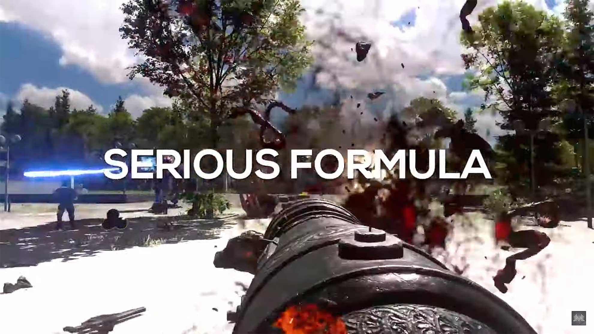 Отсчёт до Serious Sam 4 - Серьёзная Формула