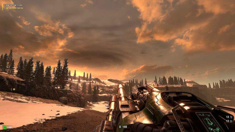 Serious Sam 4 — Все игровые процессы из всех видеороликов обратного отсчета