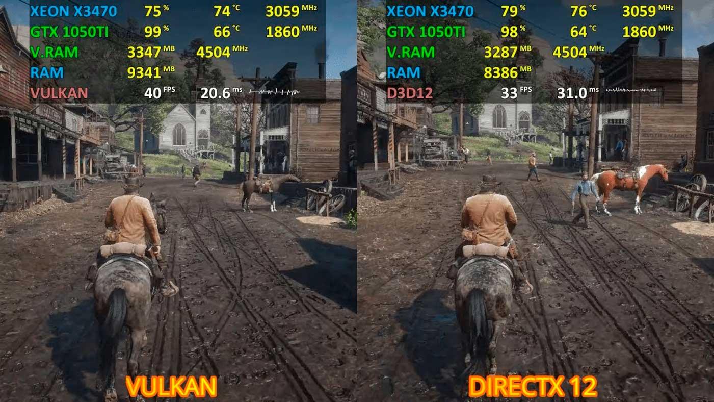 Vulkan или DirectX для serious sam 4